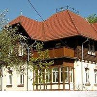 Ansicht der Villa Rochsburg