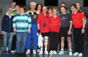 Teilnehmer 26. BSVS-Kegelpokal